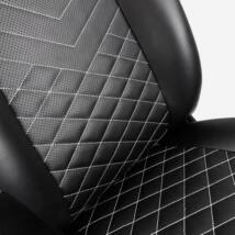 Gamer szék Noblechairs ICON Fekete/Platinafehér