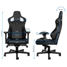 Gamer szék Noblechairs EPIC Black Edition