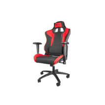 Natec Genesis SX77 Gaming Chair Black/Red