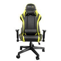 RaidMax Drakon DK706 Gaming Chair Black/Yellow