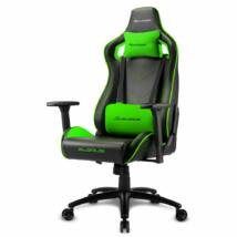 Sharkoon Elbrus 2 Gaming Chair Black/Green