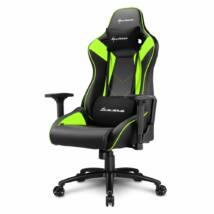 Sharkoon Elbrus 3 Gaming Chair Black/Green
