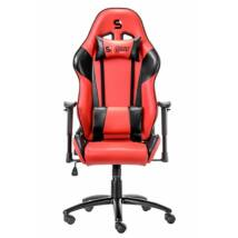 SPC Gear SR300 Gaming chair Red
