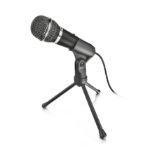 Trust Starzz All-round Microphone for PC and Laptop Black
