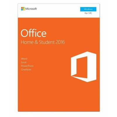 Microsoft Office 2016 Home & Student dobozos licensz