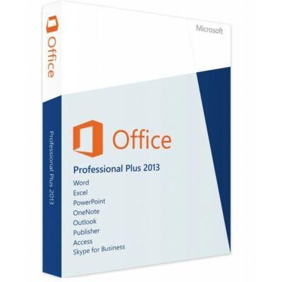 Microsoft Office 2013 Professional Plus elektronikus licensz