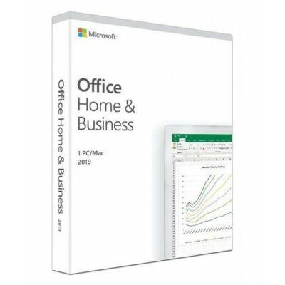Microsoft Office 2019 Home & Business elektronikus licensz