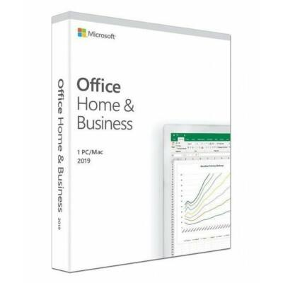 Microsoft Office 2019 Home & Business elektronikus licensz