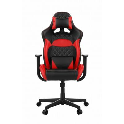 Gamdias Zelus E1-L Gaming chair Black/Red
