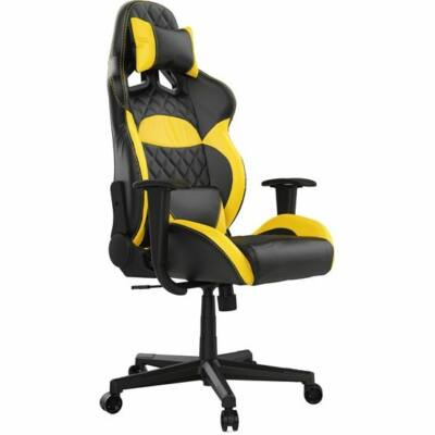 Gamdias Zelus E1-L Gaming chair Black/Yellow