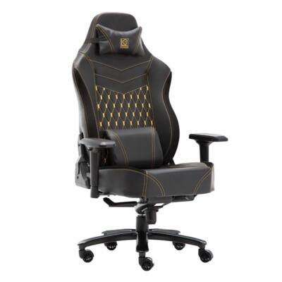 LC Power LC-GC-800BY Gaming Chair Black/Yellow