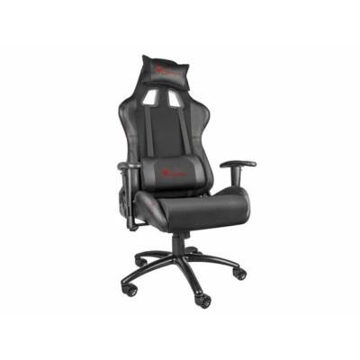 Natec Genesis Nitro 550 Gaming Chair Black/Black