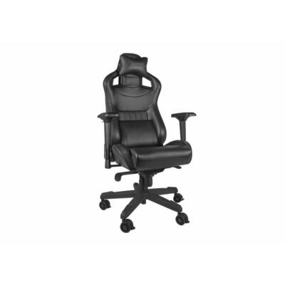 Natec Genesis Nitro 950 Gaming Chair Black/Black