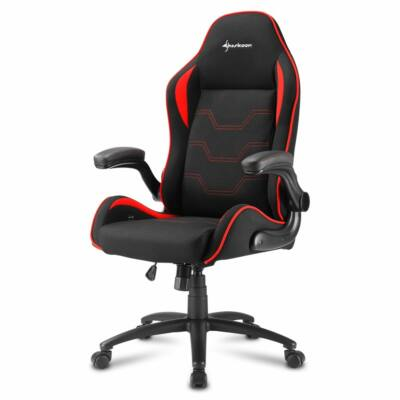 Sharkoon Elbrus 1 Gaming Chair Black/Red
