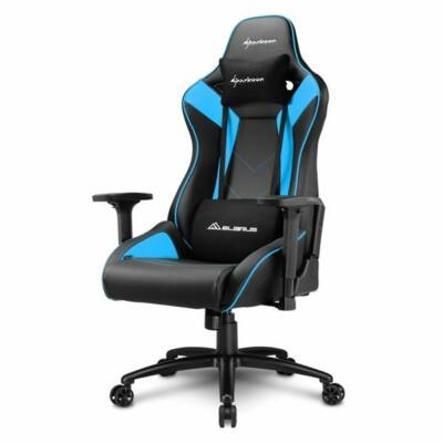 Sharkoon Elbrus 3 Gaming Chair Black/Blue