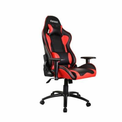 Stansson  UCE503BR Gaming Chair Black/Red