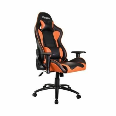 Stansson  UCE505BA Gaming Chair Black/Orange