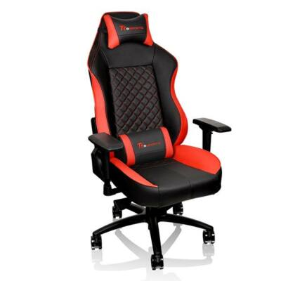 Thermaltake TT eSports GT Comfort 500 Gaming Chair Black/Red