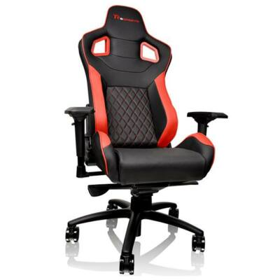 Thermaltake TT eSports GT Fit 100 Gaming Chair Black/Red