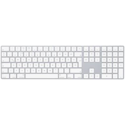 Apple Magic Keyboard with Numeric Keypad White HU