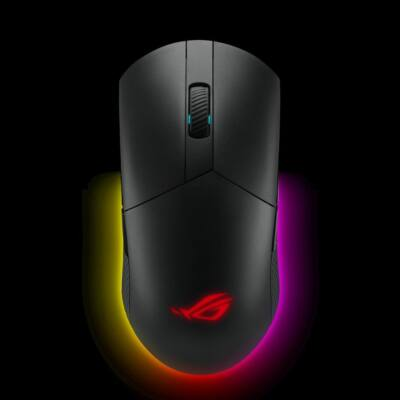 Asus ROG Pugio II Wireless mouse Black
