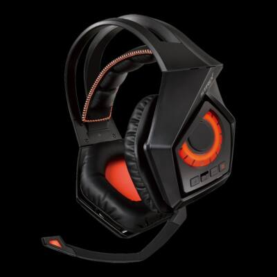 Asus ROG Strix Wireless Gamer Headset Black