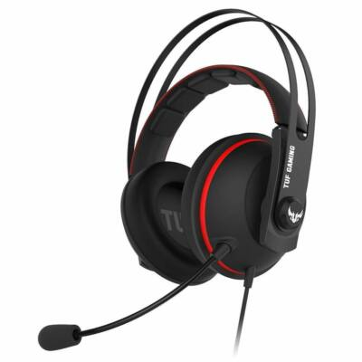 Asus TUF Gaming H7 Headset Black/Red