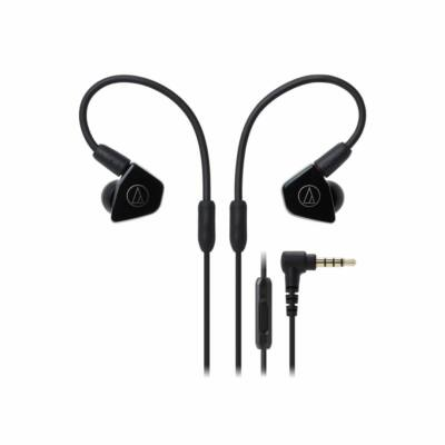 Audio-technica ATH-LS50ISBK Headset Black