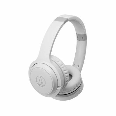 Audio-technica ATH-S200BTWH Bluetooth Headset White