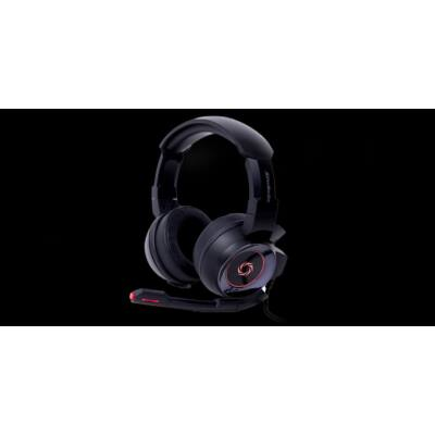 AverMedia SonicWave 7.1 GH337 Gaming Headset Black