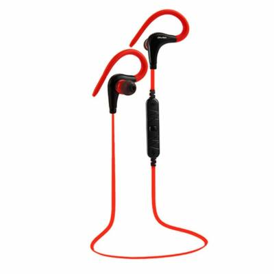 Awei A890BL Bluetooth Headset Red