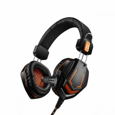 Canyon CND-SGHS3 Gaming Headset For Long Sessions Black/Orange