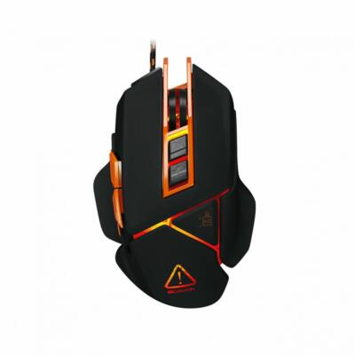 Canyon CND-SGM6N Hazard Gaming Mouse Black