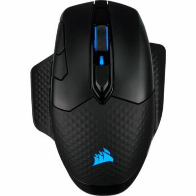 Corsair Dark Core RGB Pro Wireless Gaming mouse Black