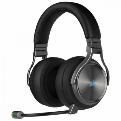 Corsair Virtuoso RGB Wireless SE High-Fidelity Gaming Headset White