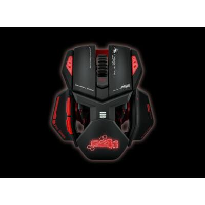 Dragon War Phantom Gamer 4.1 mouse Black/Red