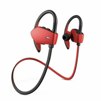 Energy Sistem Sport 1 Wireless headset Red