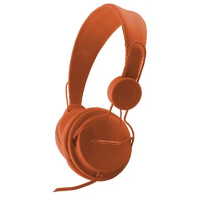 Esperanza Sensation Headphones Orange