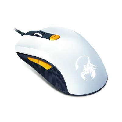Genius GX Gaming Scorpion M8-610 White/Yellow