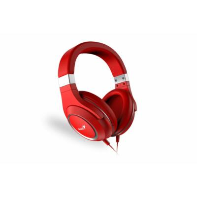 Genius HS-610 Headset Red
