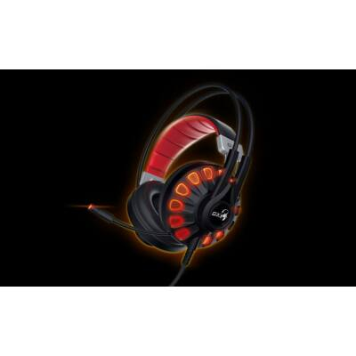 Genius HS-G680 Gaming Headset Black