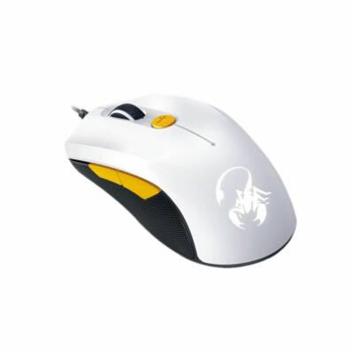 Genius Scorpion M6-600 White/Orange