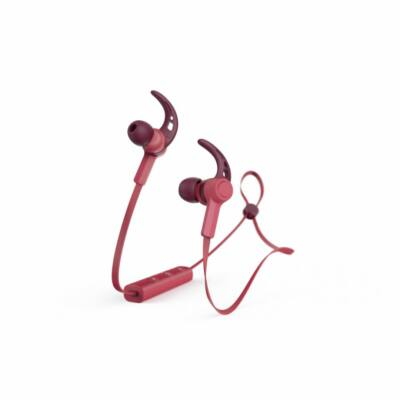 Hama Connect Bluetooth Headset Red