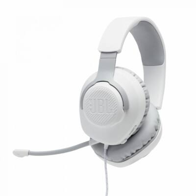 JBL Quantum 100 Gaming Headset White