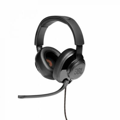JBL Quantum 300 Gaming Headset Black