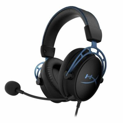 Kingston HyperX Cloud Alpha S Gamer Headset Black