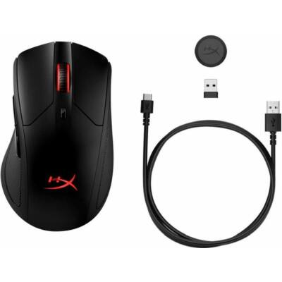 Kingston HyperX Pulsefire Dart Wireless Gaming mouse Black