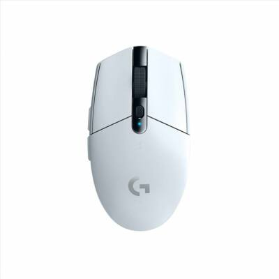 Logitech G305 LightSpeed Wireless Gamer mouse White