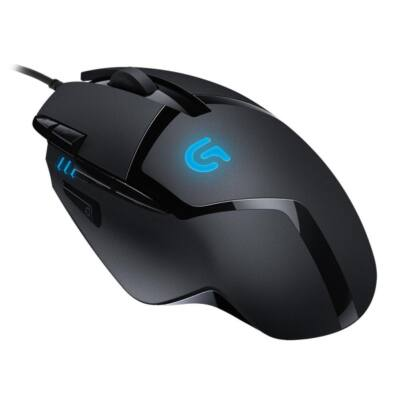 Logitech G402 Hyperion Fury Gaming Mouse Black