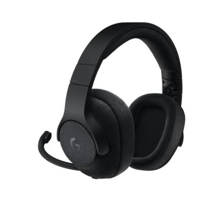 Logitech G433 7.1 Gaming Headset Black